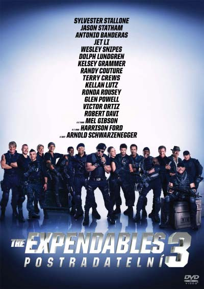 Expendables: Postradatelní 3 (2014)
