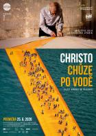 Christo - Chůze po vodě (2020)