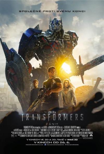 Transformers: Zánik (2014)